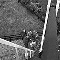 Aanwezige tijdens de in gebruikstelling van de Kortrijkse molen - Breukelen - 20042332 - RCE.jpg