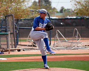 2009 Los Angeles Dodgers season - Aaron Miller