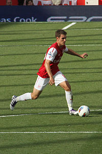 Aaron James Ramsey