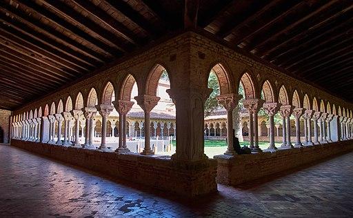 Abadía de Moissac, Claustro (28402054316)