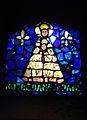 Abbaye Saint-Martin-des-Glandières. Vitrail de la crypte..jpg