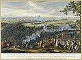 Abbildung der Schlacht zwischen Russen und Schweden bei Lesnaja, 28. September 1708.jpg