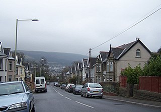 Abernant, Rhondda Cynon Taf Human settlement in Wales