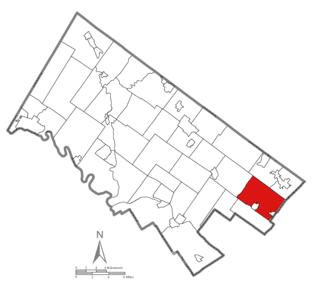 Abington Township, Montgomery County, Pennsylvania - Image: Abington Township Montgomery County