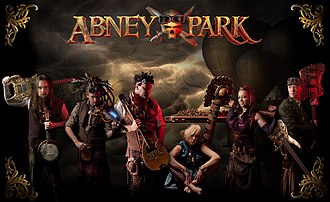 Abney Park (band) - Image: Abneypark 2011