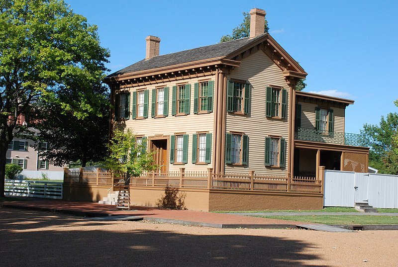 File:Abraham Lincoln Home.jpg
