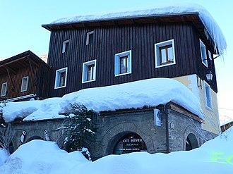 Abriès-Ristolas - Town hall
