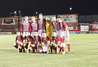 Hamilton Academical F.C. Reserves and Academy - Hamilton Under-19s in the UEFA Youth League, 2018