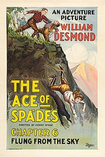 <i>Ace of Spades</i> (serial) 1925 film