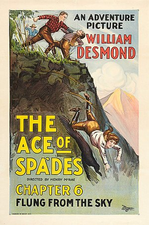 Ace of Spades (serial) - Poster for Chapter 6