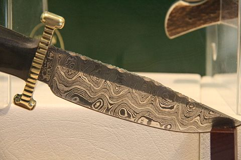 Toledo knife and other souvenirs