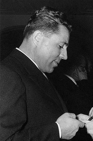Achille Compagnoni - Image: Achille Compagnoni 1955