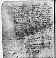 Acte de baptême de Madame de Maintenon 1635 AD79.jpg