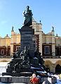 Adam Mickiewicz Monument in Kraków.jpg
