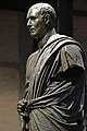 Adana Archaeological Museum Roman period 1st AD Male statue Bronze 0486.jpg