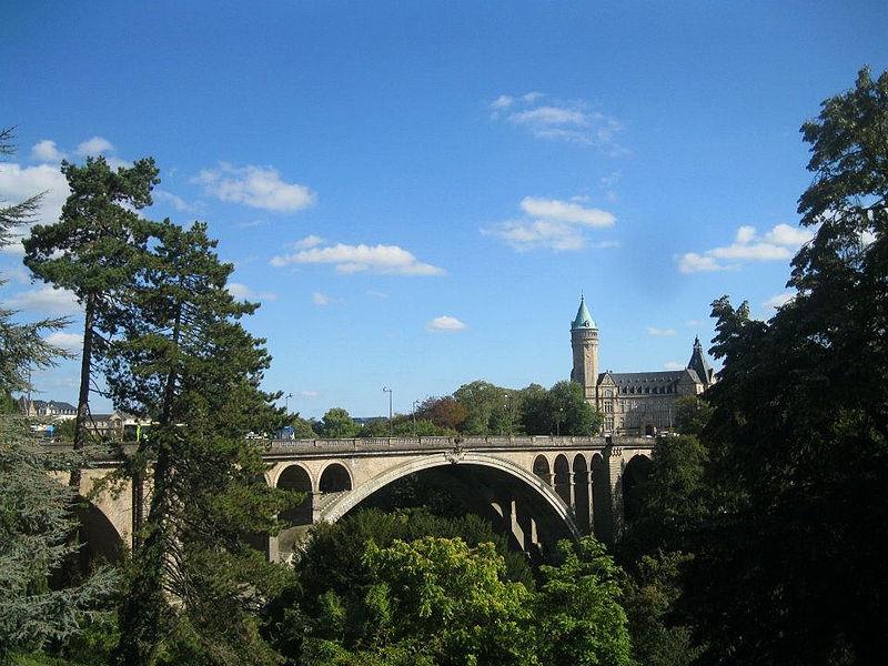 Centro históricode Luxemburgo