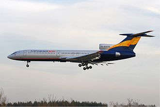 Donavia - Aeroflot-Don Tupolev Tu-154 in 2008