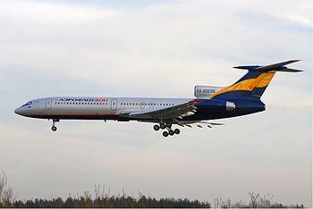 English: Tupolev Tu-154M