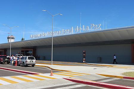 Lapangan Terbang Gen Manuel Marquez De Leon