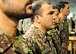 Afghan Air Force pilot candidates during a ceremony at the Afghan Air Force Conference Center, Kabul.jpg
