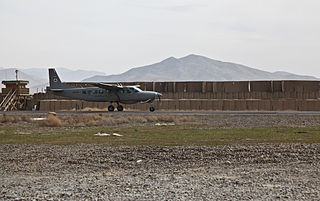 airport in Afghanistan