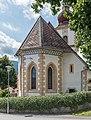 Afritz Pfarrkirche hl Nikolaus gotischer Chorschluss 31072015 6371.jpg