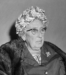 File:Agatha Christie in Nederland (detectiveschrijfster