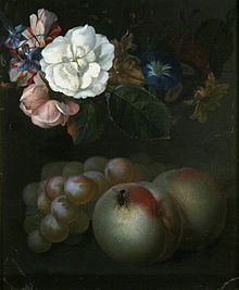 Agatha van der Mijn - Study of fruit and flowers.jpg