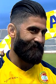 Ahmad Al Saleh Syrian footballer