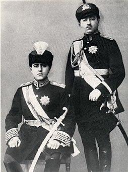 Mohammad Hassan Mirza Qajar prince
