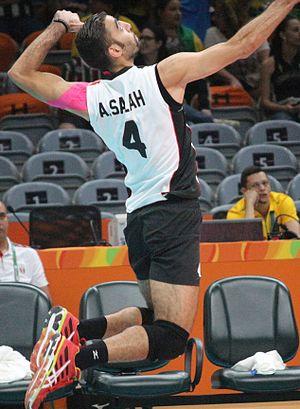 Ahmed Abdelhay - Abdelhay at the 2016 Olympics