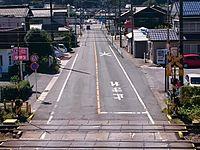 Aichi Prefectural Road Route 332 at Akasaka-cho, Toyokawa, Aichi (2015-10-03) 02.JPG