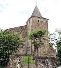 Aignan - Église Saint-Jacques de Fromentas.JPG