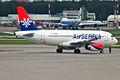 AirSERBIA, YU-APB, Airbus A319-132 (15836093483).jpg