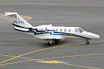 Airlink, OE-FVJ, Cessna 525 CitationJet CJ1 (23058562931).jpg