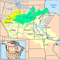 List of rivers of saskatchewan wikipedia list of rivers of saskatchewan gumiabroncs Choice Image