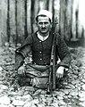 Albanian man with rifle (Carleton Coon, 1929).jpg