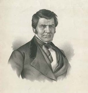 Albert Newsam - Albert Newsam, circa 1850