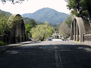National Register of Historic Places listings in Marin County, California