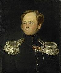 Portrait of Alexander I, Emperor of Russia