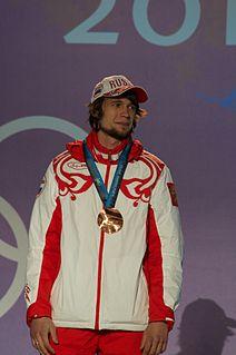 Aleksandr Tretyakov (skeleton racer) Russian skeleton racer