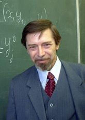 Alexander Abrosimov - Image: Alexander V. Abrosimov