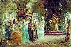 Римский-корсаков царская невеста