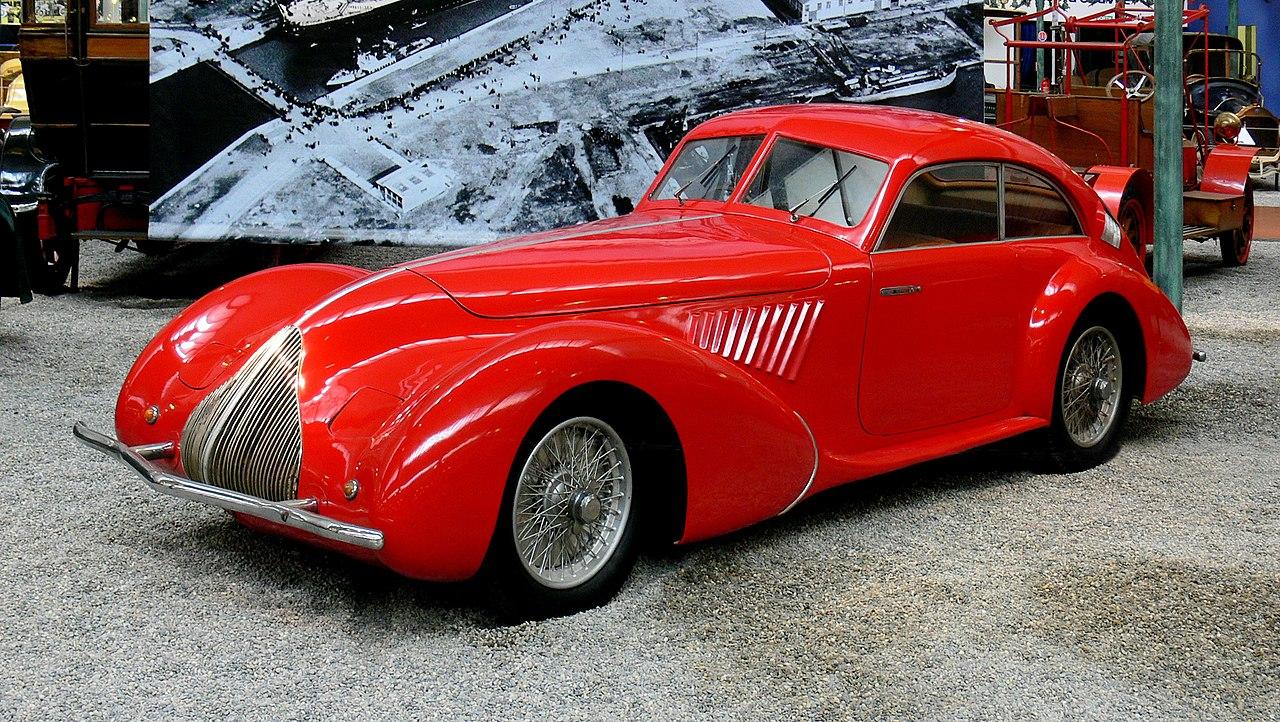 Alfa romeo tz3 stradale engine 10