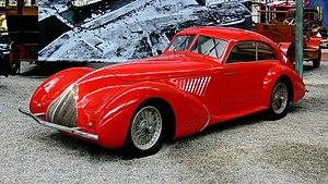 Alfa Romeo 8C - Alfa Romeo 8C 2900A (1936)