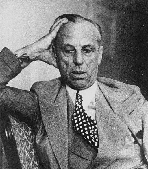 Alfred Pritchard Sloan 1937