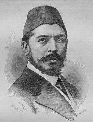 Ali Suavi - Image: Ali suavi