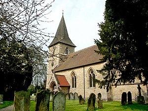 Faldingworth - Image: All Saints, Faldingworth geograph.org.uk 432572