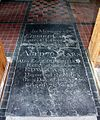 All Saints, Great Fransham, Norfolk - Ledger slab - geograph.org.uk - 1620524.jpg