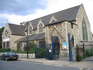 All Saints Church, Peckham - All Saints Church, Peckham